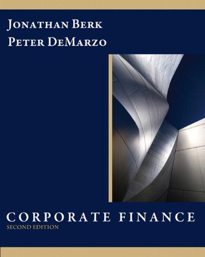 9780136089438: Corporate Finance (Prentice Hall Series in Finance)