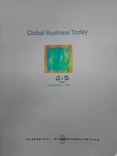9780136090076: Global Business Today
