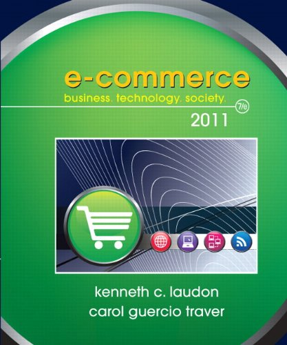 9780136091196: E-Commerce 2011 (Pearson Custom Business Resources)