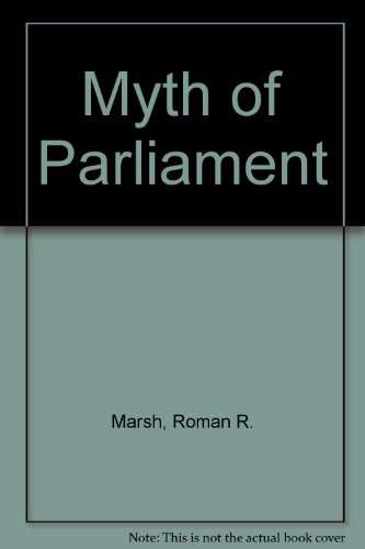 9780136091646: Myth of Parliament