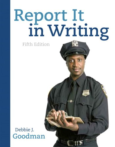 9780136093558: Report It in Writing (5th Edition)