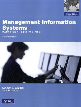 Management Information Systems: Kenneth C. Laudon