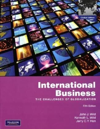 9780136095200: International Business: The Challenges of Globalization: Global Edition