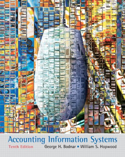 9780136097129: Accounting Information Systems (10th Edition)