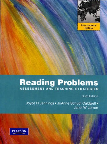 9780136099468: Reading Problems