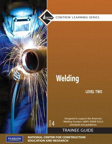9780136099703: Welding Level 2 Trainee Guide (Contren Learning)