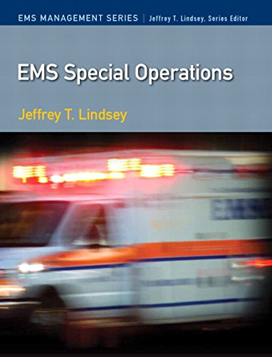 9780136100027: EMS Special Operations
