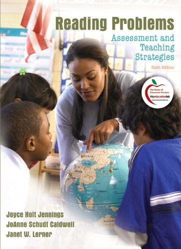 9780136100867: Reading Problems: Assessment and Teaching Strategies (with MyEducationLab) (6th Edition)