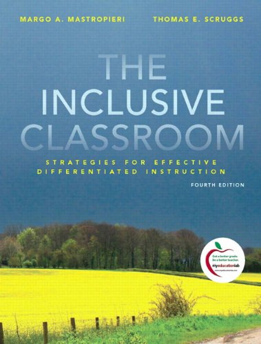 9780136101277: The Inclusive Classroom: Strategies for Effective Instruction (with MyEducationLab) (4th Edition)