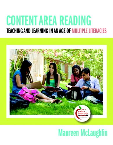 9780136101314: Content Area Reading: Teaching and Learning in an Age of Multiple Literacies (with MyEducationLab)