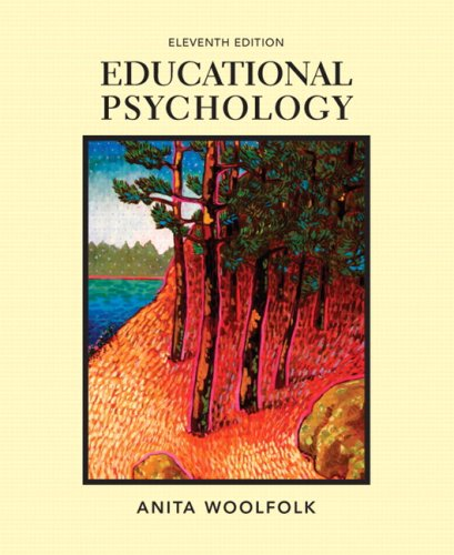 9780136101444: Educational Psychology (with MyEducationLab) (11th Edition)