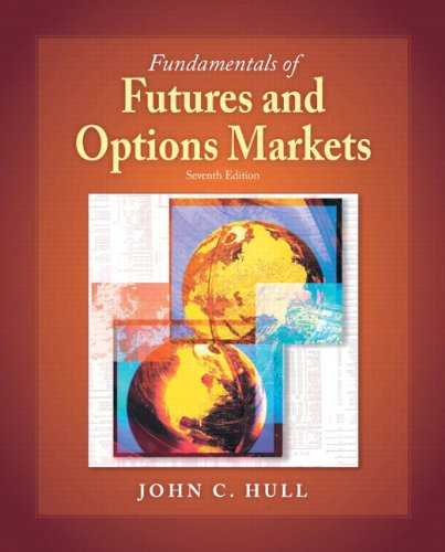 9780136103226: Fundamentals of Futures and Options Markets (7th Edition)