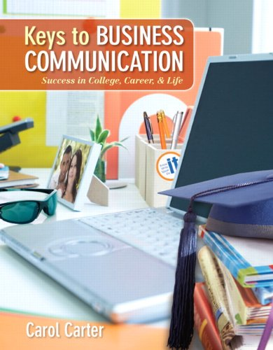 9780136103332: Keys to Business Communication