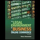9780136103752: The Legal Environment of Business and Online Commerce Instructor's Copy