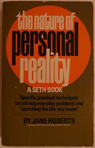 9780136105688: Nature of Personal Reality: Seth Book