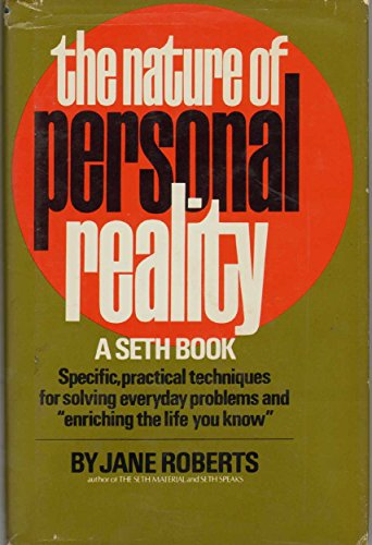 9780136105763: Nature of Personal Reality: Seth Book