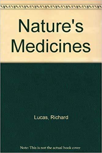 9780136105848: Nature's Medicines