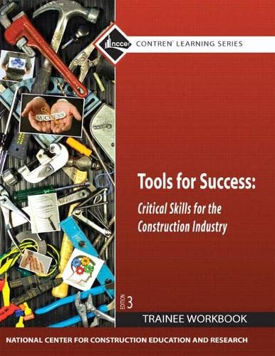 9780136106494: Tools for Success Workbook (3rd Edition)