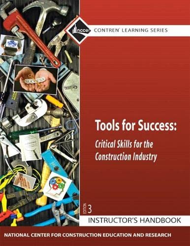 9780136106500: Tools for Success Instructor's Edition, Paperback (3rd Edition)