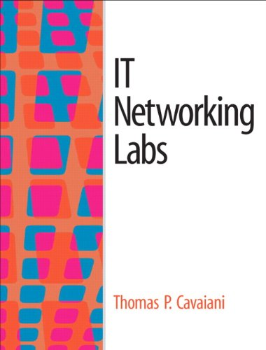 9780136107385: IT Networking Labs