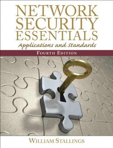 9780136108054: Network Security Essentials: Applications and Standards (4th Edition)