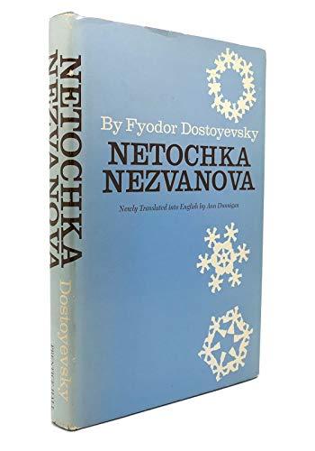 9780136108085: Netochka Nezvanova