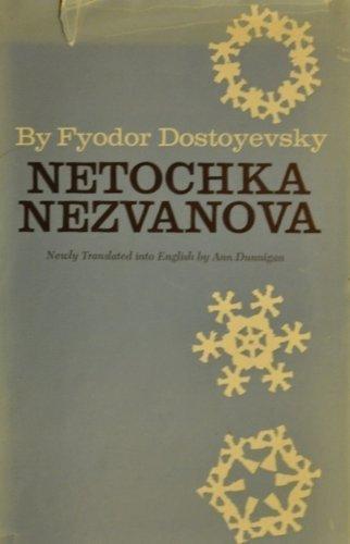9780136108085: Netochka Nezvanova,