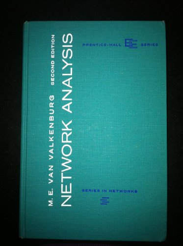 9780136108405: Network Analysis