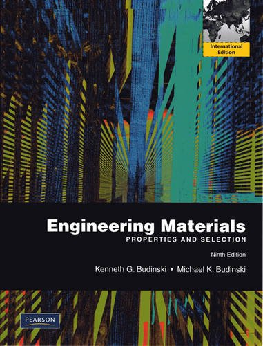 9780136109501: Engineering Materials: Properties and Selection