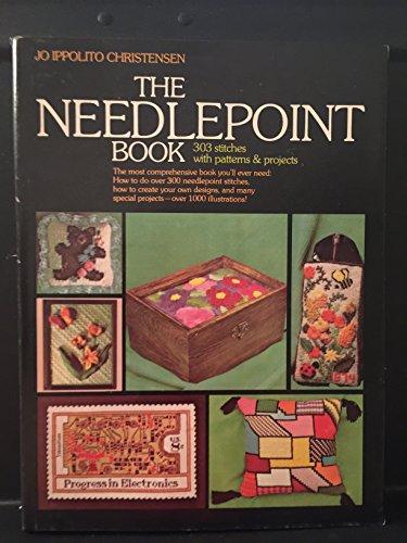 The Needlepoint Book (The Creative Handcrafts Series): Jo Ippolito Christensen