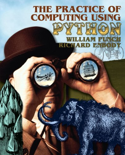 9780136110675: The Practice of Computing using Python
