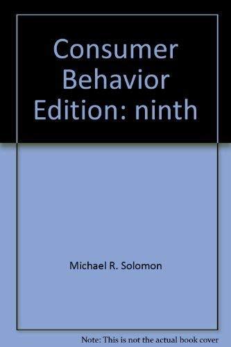 9780136110941: Consumer Behavior