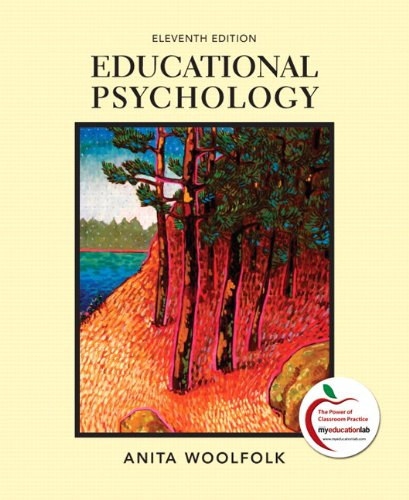9780136111238: Educational Psychology (with MyEducationLab) (11th Edition)
