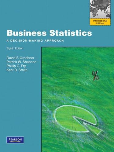 9780136113508: Business Statistics: International Edition