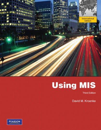 9780136114109: Using Mis: International Version