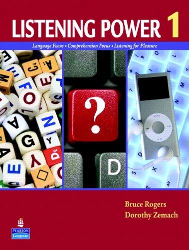 9780136114215: Listening Power 1