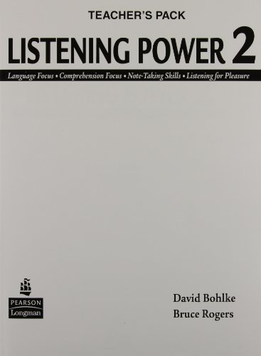 9780136114260: Listening Power 2 Teacher's Pack