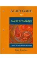 9780136114963: Study Guide for Macroeconomics