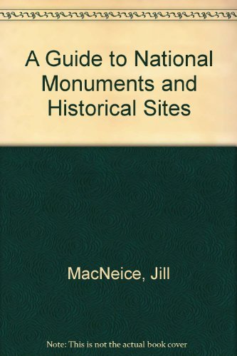 9780136116820: A Guide to National Monuments and Historic Sites