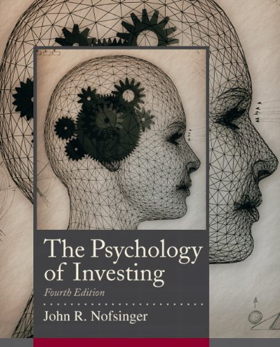 9780136117032: The Psychology of Investing (The Prentice Hall Series in Finance)