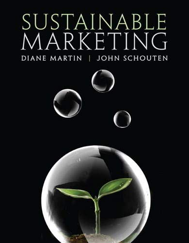 9780136117070: Sustainable Marketing
