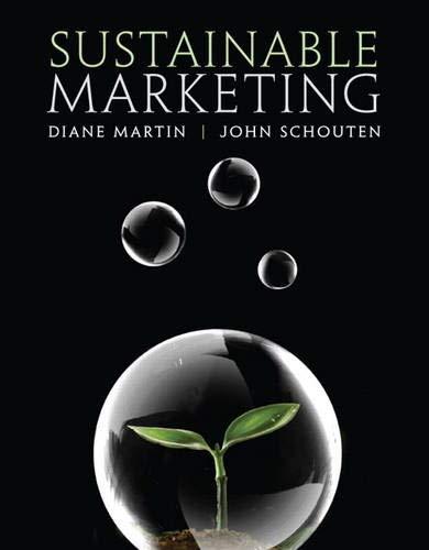 9780136117070: Sustainable Marketing