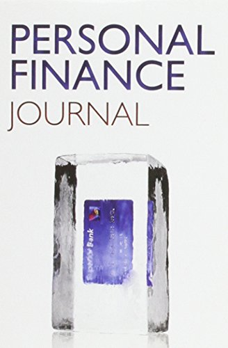 PersonalFinanceJournal: Jeff Madura