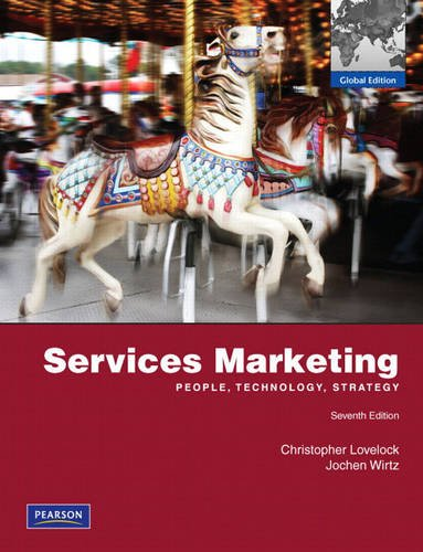 9780136118749: Services Marketing: People, Technology, Stragegy
