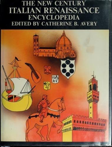 The New Century Italian Renaissance Encyclopedia.
