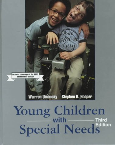 9780136120520: Young Children with Special Needs (3rd Edition)