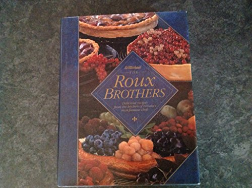 9780136120605: The Roux Brothers New Classic Cuisine