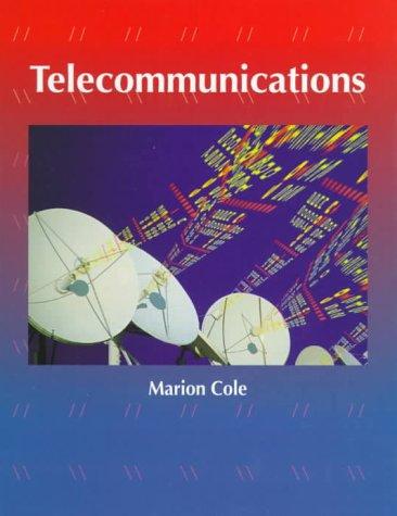 Telecommunications: Marion Cole
