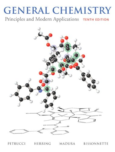 9780136121497: General Chemistry Principles and Modern Applications 10th Ed. + Study Card 10th Ed. + Masteringchemistry Student Access Kit