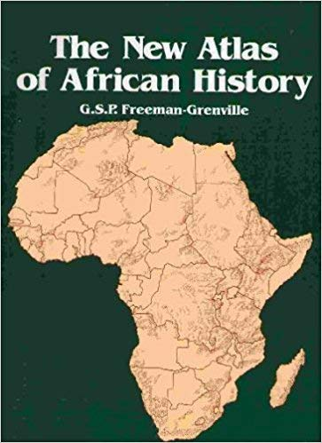 The New Atlas of African History (0136121519) by G. S. P. Freeman-Grenville